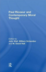 Paul Ricoeur and Contemporary Moral Thought cover